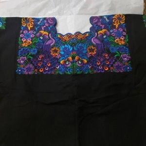 Beautiful authentic hand made embroidered blouse